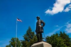 Άγαλμα του στρατηγού John Reynolds Στοκ Εικόνες