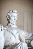 Άγαλμα του Abraham Lincoln Στοκ φωτογραφία με δικαίωμα ελεύθερης χρήσης