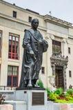 Άγαλμα του Christopher Columbus - Columbus, Οχάιο Στοκ φωτογραφία με δικαίωμα ελεύθερης χρήσης