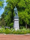 Άγαλμα του Claude Louis Berthollet στο Annecy, Γαλλία Στοκ Εικόνες