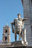 Άγαλμα του Constantine Στοκ φωτογραφίες με δικαίωμα ελεύθερης χρήσης