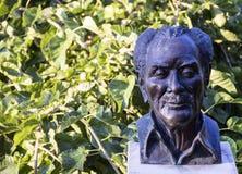 Άγαλμα του Ferenc FejtÅ ` Στοκ Εικόνα
