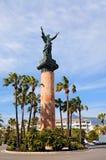 Άγαλμα του Jose Banus στοκ φωτογραφία με δικαίωμα ελεύθερης χρήσης