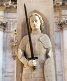 Άγαλμα του Roland Στοκ φωτογραφία με δικαίωμα ελεύθερης χρήσης