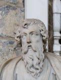 Άγαλμα του Saint-Paul ή Paulus στοκ φωτογραφία με δικαίωμα ελεύθερης χρήσης