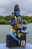 Άγαλμα του shiva Στοκ Φωτογραφίες