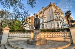 Άγαλμα του ST Volodymyr, Λονδίνο Στοκ Φωτογραφίες