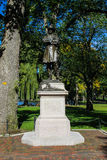 Άγαλμα του Thomas Cass Στοκ Εικόνα