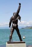 Άγαλμα υδραργύρου του Freddie Στοκ Φωτογραφίες
