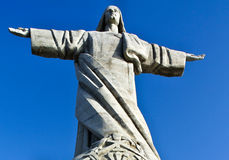 άγαλμα Χριστού Στοκ φωτογραφίες με δικαίωμα ελεύθερης χρήσης