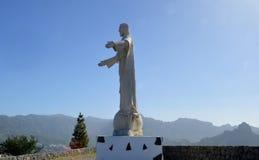Άγαλμα Χριστού Στοκ Εικόνα