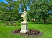 Άγαλμα χλωρίδας Στοκ Φωτογραφίες