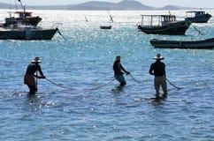 Άγαλμα ψαράδων στοκ φωτογραφία
