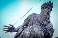 Άγαλμα Στοκ Εικόνα