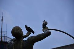 Άγαλμα Στοκ φωτογραφία με δικαίωμα ελεύθερης χρήσης