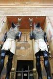 Άγαλμα Anubis Στοκ Εικόνες