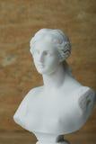 Άγαλμα Aphrodite, Θεός αρχαίου Έλληνα της ομορφιάς Στοκ Φωτογραφία