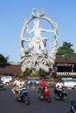 Άγαλμα Arjuna Στοκ Φωτογραφία