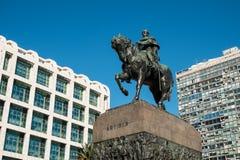 Άγαλμα Artigas Στοκ Εικόνες