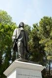 Άγαλμα Blas de Lezo - Μαδρίτη - Ισπανία Στοκ Εικόνα