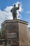 Άγαλμα Bridgetown Μπαρμπάντος χειραμάξιων Errol Στοκ φωτογραφία με δικαίωμα ελεύθερης χρήσης