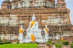 Άγαλμα Buddhst Στοκ φωτογραφία με δικαίωμα ελεύθερης χρήσης