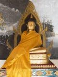Άγαλμα Budha Στοκ φωτογραφία με δικαίωμα ελεύθερης χρήσης