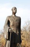 άγαλμα Charles l$le Gaulle Στοκ φωτογραφία με δικαίωμα ελεύθερης χρήσης