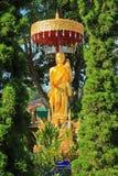 Άγαλμα Chiang Mai Ταϊλάνδη του Βούδα Στοκ φωτογραφία με δικαίωμα ελεύθερης χρήσης