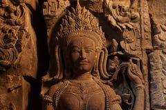 Άγαλμα Devata Στοκ Εικόνες