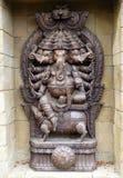 Άγαλμα Ganesha Στοκ Εικόνες