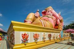 Άγαλμα Ganesha Στοκ Εικόνα