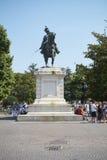 Άγαλμα Garibaldi Στοκ φωτογραφία με δικαίωμα ελεύθερης χρήσης