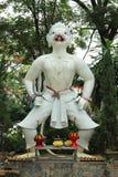 Άγαλμα Hanuman Στοκ φωτογραφία με δικαίωμα ελεύθερης χρήσης