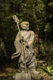 Άγαλμα Kanakbharadvaja Arhat Στοκ Φωτογραφίες