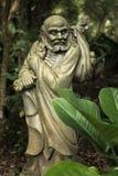 Άγαλμα Kanakbharadvaja Arhat Στοκ φωτογραφία με δικαίωμα ελεύθερης χρήσης