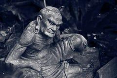 Άγαλμα Kanakbharadvaja Arhat Στοκ Εικόνες