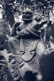 Άγαλμα Kanakbharadvaja Arhat Στοκ φωτογραφίες με δικαίωμα ελεύθερης χρήσης