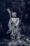 Άγαλμα Kanakbharadvaja Arhat Στοκ εικόνα με δικαίωμα ελεύθερης χρήσης