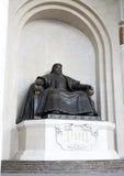 Άγαλμα Khan Chinggis στοκ εικόνα με δικαίωμα ελεύθερης χρήσης