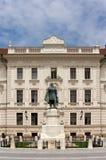 Άγαλμα Lajos Kossuth Στοκ φωτογραφίες με δικαίωμα ελεύθερης χρήσης