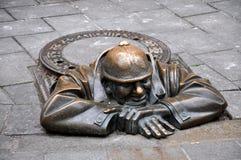 Άγαλμα Merman στοκ εικόνα με δικαίωμα ελεύθερης χρήσης