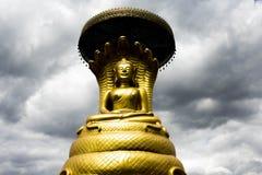 Άγαλμα Nag του Βούδα Στοκ φωτογραφία με δικαίωμα ελεύθερης χρήσης