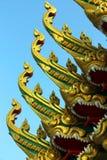 Άγαλμα Naga Στοκ Φωτογραφία