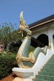 Άγαλμα Naka  Ναός κρησφύγετων απαγόρευσης Wat που βρίσκεται σε Chiangmai Στοκ εικόνες με δικαίωμα ελεύθερης χρήσης