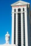 Άγαλμα Nero στο παλάτι Caesar Στοκ Φωτογραφία
