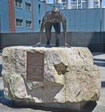Άγαλμα Percy Ουίλιαμς Στοκ Φωτογραφία