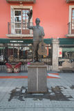 Άγαλμα Plaza Garibaldi Mariachi στην Πόλη του Μεξικού Στοκ φωτογραφία με δικαίωμα ελεύθερης χρήσης