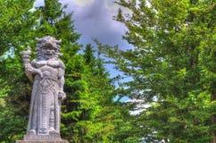 Άγαλμα Radegast Στοκ φωτογραφίες με δικαίωμα ελεύθερης χρήσης