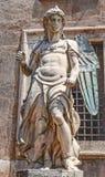 Άγαλμα SAN Angelo Στοκ Εικόνες